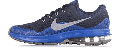 Nike 859575-400, Zapatillas de Trail Running para Niños Azul (Midnight Navy / Stealth / Game Royal / White)