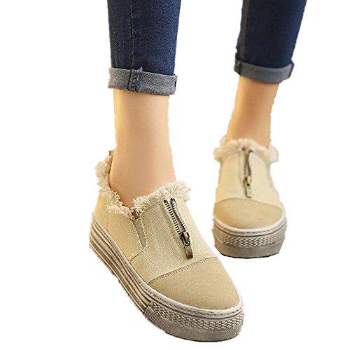 Gillb (Platform Polyurethane Shoes)