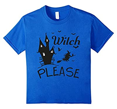 Witch Please Funny Halloween Costume for Adults, Men, Women
