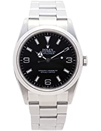 Explorer Automatic-self-Wind Male Watch 114270 (Certified Pre-Owned)