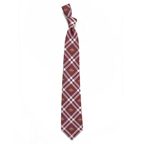 Iowa State Cyclones Rhodes Neck Tie Eagles Wings