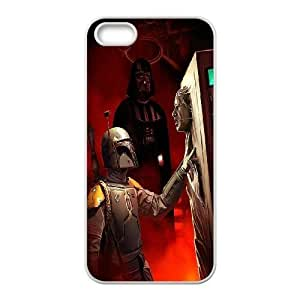 Custom High Quality WUCHAOGUI Phone case Star Wars Pattern Protective Case For Apple Iphone ipod touch4 Cases - Case-4