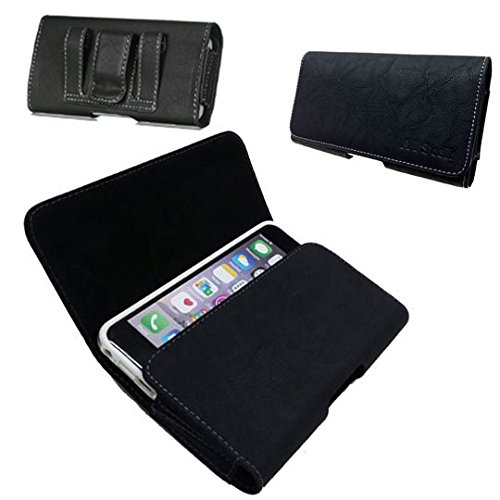 Suede Horizontal Carry Case - 2