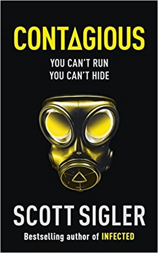 Book Contagious: Infected Book 2