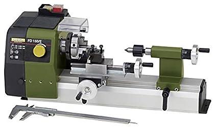 Proxxon 2224150 - Mini torno precisión fd 150/e