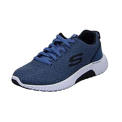 Skechers Australia PAXMEN - WILDESPELL Men's Training Shoe, Slate, 9 US