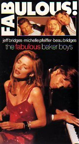 The Fabulous Baker Boys [VHS]