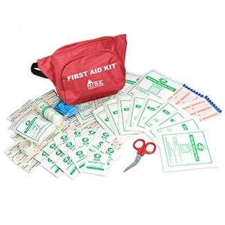 Fanny Pack First Aid Kit (Complete Fanny Pack First Aid)
