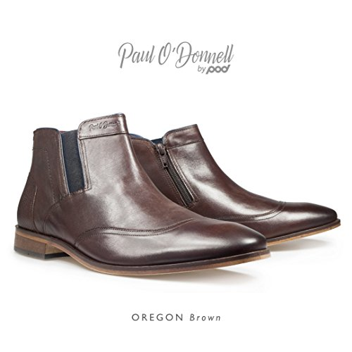 Mens Brown Paul O'Donnell Boot Oregon YY5rq