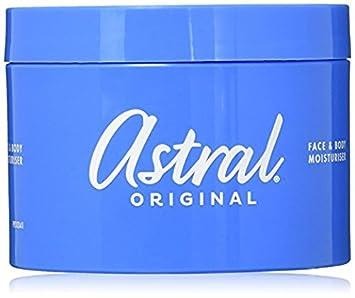 Astral Original Moisturising Cream 500ml Pack of Two
