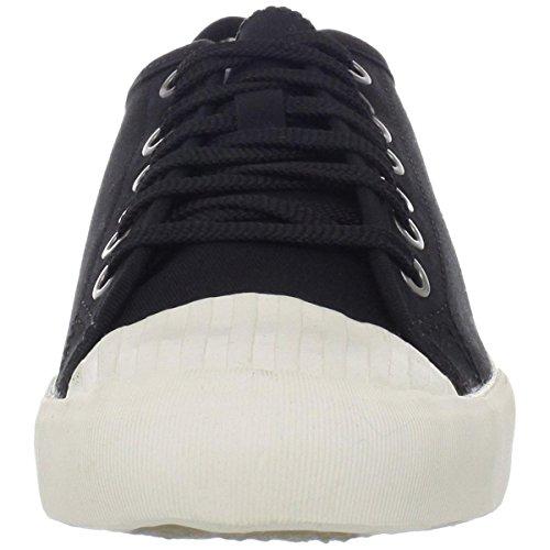 Seavees Army Issue Dames Zwart Sneakers Zwart