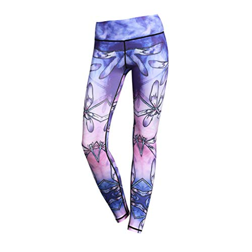 UOKNICE Yoga Pants for Womens, Running Sport Gym Stretch Workout Printed Fitness Control New Legging Trousers Ankle Length Athleta a Bootleg Butt Lift Scrunch Capri Cotton - Cotton Capri Rug