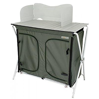 Stabielo Camping provision–Faltschrank citou–8étagères, 140x 92x 50cm–Distribution par–Holly® produits Stabielo