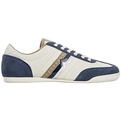 Baskets Top Donato Blanc Chaussures Sneaker Homme Kappa navy 2 Multicolore q0OwWvf