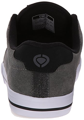 C1RCA Lopez  50 - zapatilla deportiva de piel Unisex adulto Frost Gray/Black