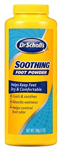 Dr. Scholls Foot Powder 7 Ounce Original (207ml) (6 Pack)
