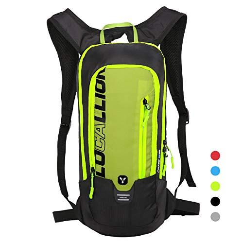 LOCALLION Cycling Backpack Biking Backpack Riding Daypack Bike Rucksack Breathable
