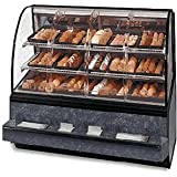 Federal Industries SN-48-SS Series 90 Non-Refrigerated Self-Serve Bakery Case
