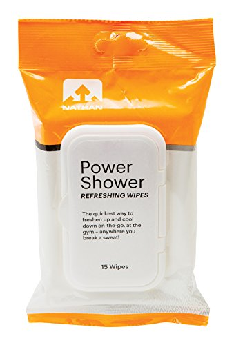 Nathan Power Shower Refreshing Body Wipes (Nathan Power Shower)