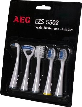AEG EZ 5502 - Cabezales de repuesto para cepillo de dientes ...