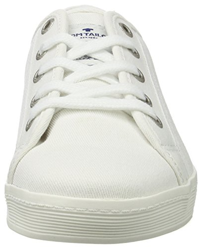 TOM white Weiß Sneakers 279900330 TAILOR Damen 1rOU1