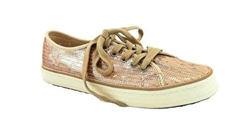 s.Oliver - Zapatillas para mujer Dorado dorado Dorado - dorado
