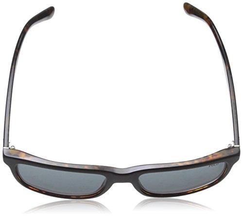 Polo Ralph Lauren, Lunettes de Soleil Mixte Top Black On Jerry Tortoise