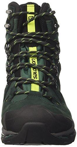 Salomon Uomo Stivali Scarab Green Bistro Quest da 4d Punch Lime Escursionismo 2 GTX Verde BaqpfgxBnw