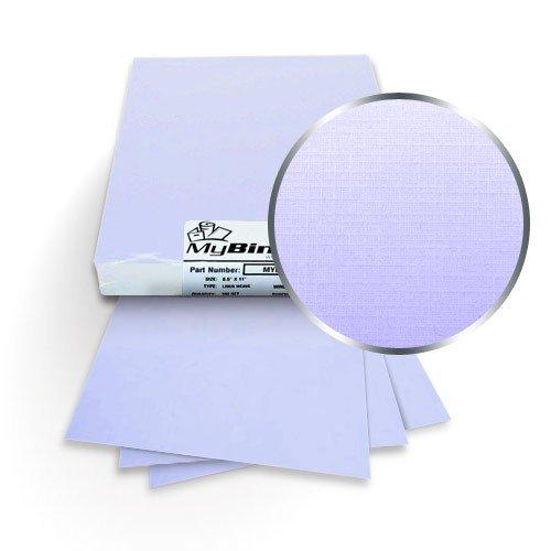 100 Sets MyBinding MYLC8.75X11.25LBLW Light Blue Light Blue 8.75 x 11.25 Covers With Windows