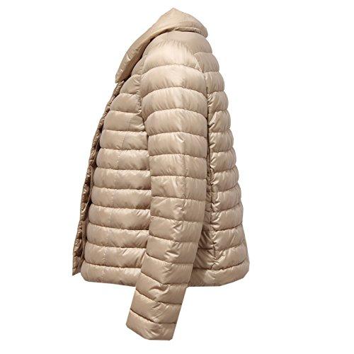 Woman Donna 0595w Jacket Light Piumino Beige Aspesi Ultra Eq0wx7UUv