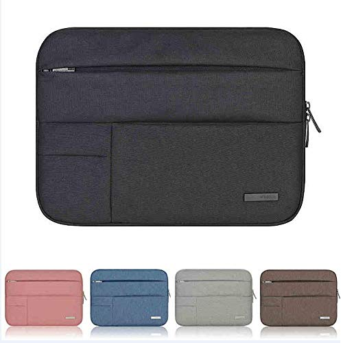 - Pearlshop Laptop Sleeve Case Cover Unisex Solid Laptop Bag Notebook Bag 11.6-13.3/15-15.6/17-17.3 Inch 3 Size Can be Choose (Color : Black, Size : 17-17.3 inch)