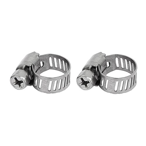 dealmux-cable-pipe-fitting-6mm-12mm-adjustable-worm-gear-hose-clamps-silver-tone-10pcs