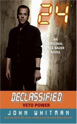 24 Declassified Book Series