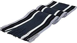 Hosaire 1X Bufanda Hombre Invierno Estilo de Coincidencia de Color Bufanda cálida de otoño e Invierno, Bufandas para Hombre de Estilo clásico y Elegante-Mejor Regalo (Gris)