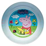 Zak Designs Peppa Pig Kids Dinnerware Set Includes