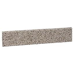 Design House 552513 22-Inch by 4-Inch Granite Universal Side Splash, Golden Sand