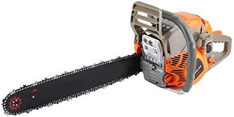 [해외]Wood Chainsaw 2200W 3000rmin 20 52CC Cordless Gasoline Chainsaw Wood Logging Cutting Pruning Grindling Machine for Professional Woodworking Garden Worker / Wood Chainsaw 2200W 3000rmin 20 52CC Cordless Gasoline Chainsaw Wood Loggin...