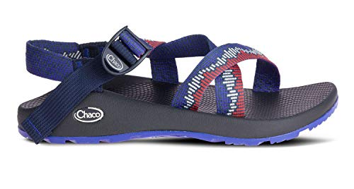 Chaco Men's Z1 Classic Sport Sandal, amp Royal, 14 M - Mens Sandals Casual Chaco