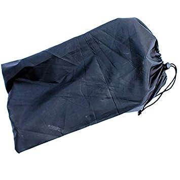 Amazon.com: HNYG - Funda plegable para caña, color negro ...