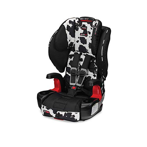 Britax Frontier ClickTight Harness-2-Booster Car Seat, Cowmooflage