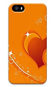 Love 8 Cover Case Skin for iPhone 5 5S Hard PC 3D