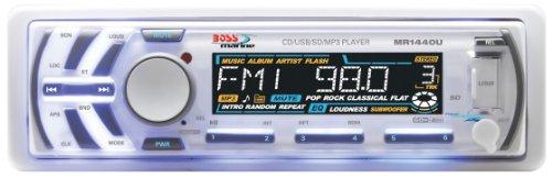 BOSS Audio MR1440U Single Din Detachable