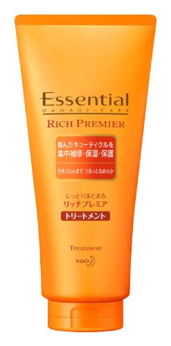 Kao Infosystems Essential Damage Care - Rich Premier Hair...