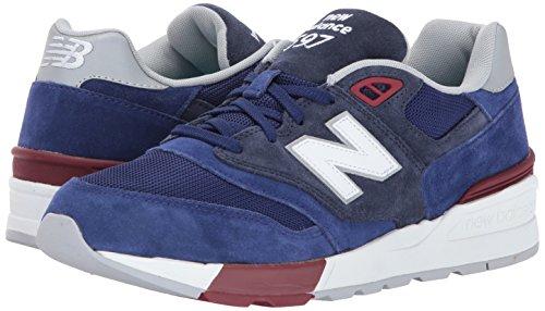 Chaussures New Balance Ml597 Navy Vab fafxr