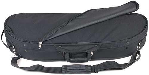 Bobelock Half Moon 1047 Black//Blue 4//4 Violin Case