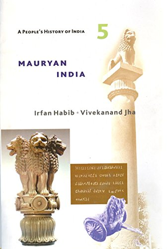 A People`s History of India 5 – Mauryan India