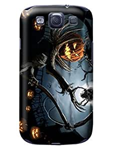 2014 New Style Halloween fashionable PC Designed For Case Samsung Galaxy S4 I9500 Cover Hard