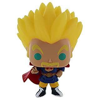 Funko POP Animation Dragon Ball Super Super Saiyan Hercule, Glow in The Dark