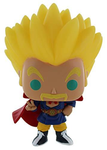 Funko POP Animation Dragon Ball Super Super Saiyan Hercule, Glow in The Dark