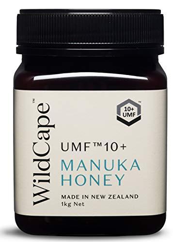 WildCape UMF 10+ East Cape Manuka Honey, 1kg (2,2 lb)